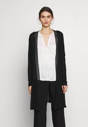 LANGARM - Vest - black