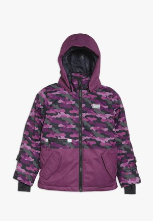 JOSEFINE JACKET - Lyžařská bunda - light purple