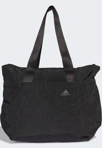 adidas Performance - TOTE BAG - Bandolera - black - 4