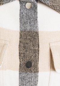 InWear - YANELL JACKET - Klasický kabát - grey - 2