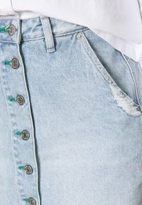 Tommy Jeans - SHORT SKIRT - Jupe en jean - blue denim - 3