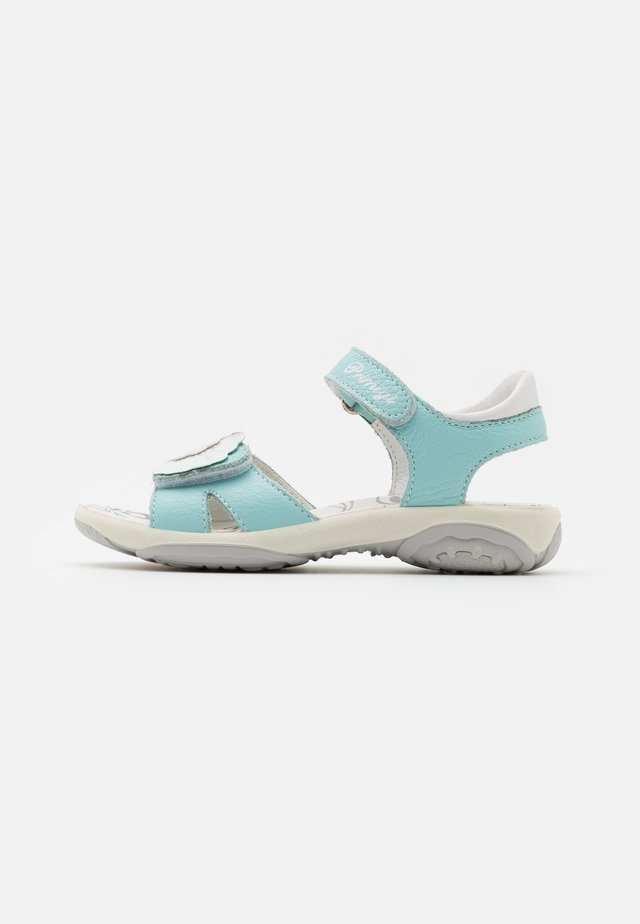 Sandali - marino/bianco
