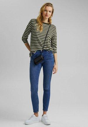 LONGSLEEVE - Long sleeved top - khaki green