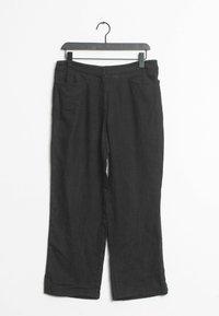 Olsen - Trousers - black - 0