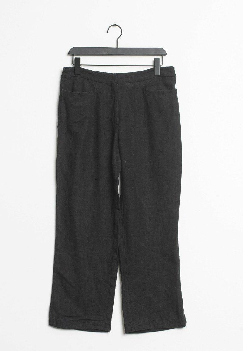 Olsen - Trousers - black