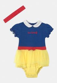 OVS - SHORT ROMPER UNISEX - Print T-shirt - royal blue - 0