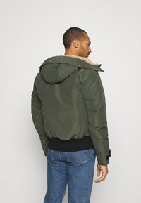 Diesel - W-JAME JACKET - Winter jacket - olive - 3
