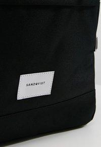 Sandqvist - HARALD - Ryggsäck - black - 8