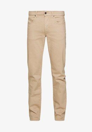 SLIMMY - Slim fit jeans - beige