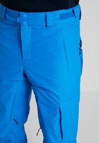 Columbia - RIDGE RUN PANT - Täckbyxor - azure blue - 3