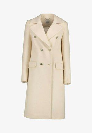 Abrigo clásico - ecru