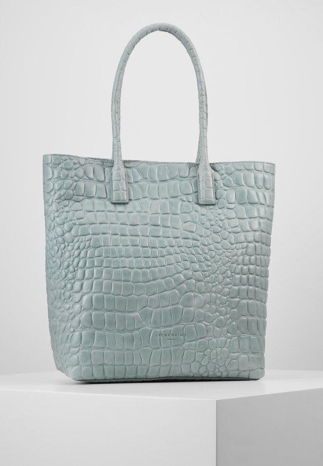 MATOTEL - Tote bag - light blue mist
