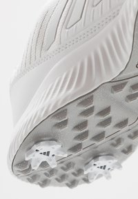 adidas Golf - RESPONSE BOUNCE 2 - Golf shoes - footwear white/silver metallic/grey two - 5