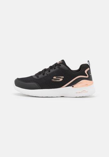 SKECH AIR DYNAMIGHT - Sneakers laag - black/rose gold