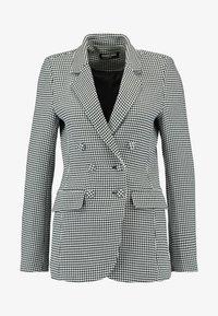 Fashion Union - BAKER - Blazer - black/white - 3