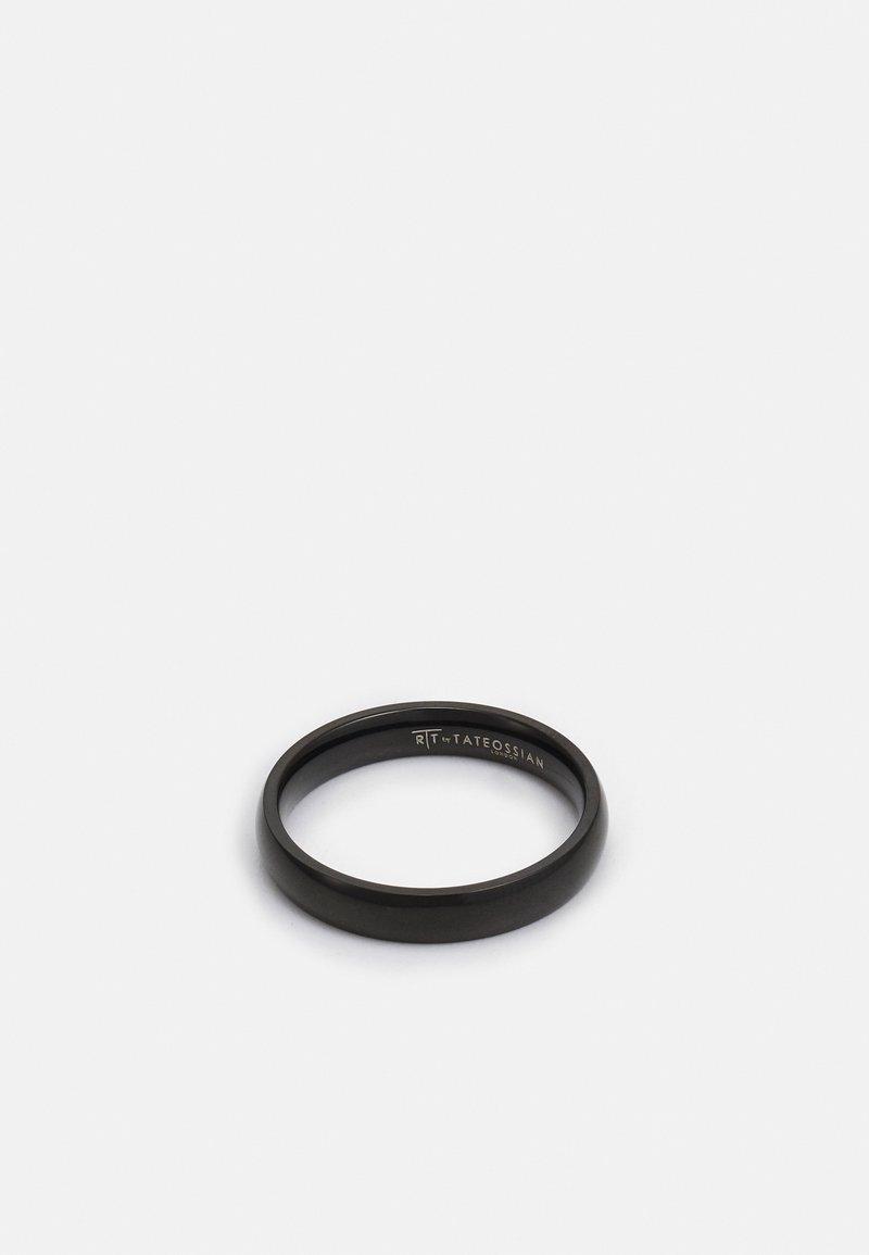 Tateossian - DESIGN UNISEX - Ring - black