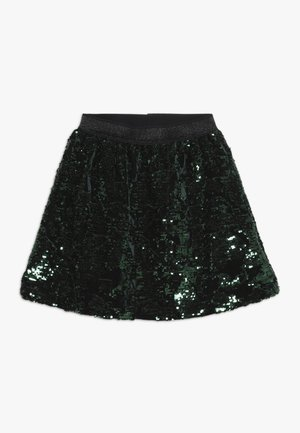 NKFRUNA SKIRT - Mini skirt - green gables
