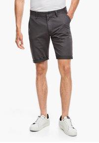 Q/S designed by - BERMUDA  - Shorts - dark shadow - 4