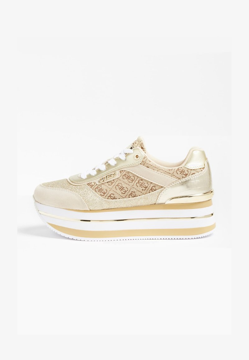 Guess - Trainers - beige