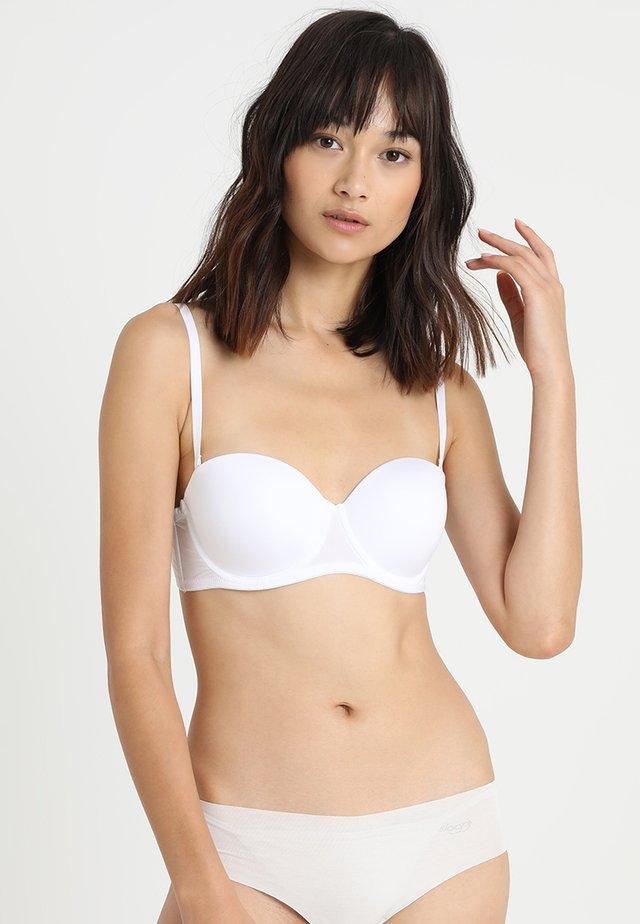MICHELLE BANDEAU BRA - Multiway / Strapless bra - white