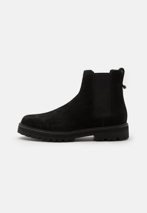 EXCLUSIVE CHELSEA - Classic ankle boots - black