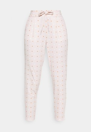 KATE PRINT - Trousers - hushed violet