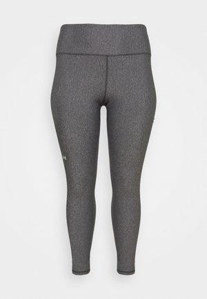 HIRISE LEG - Leggings - charcoal light heather