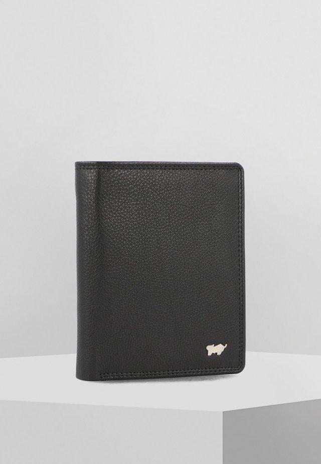 GOLF EDITION GELDBÖRSE LEDER 9 CM - Wallet - black