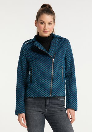 Summer jacket - petrol blau