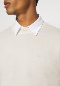 Levi's® - RELAXED CREW UNISEX - Sweater - neutrals
