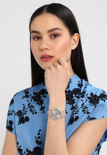 CARLIE - Watch - silver-coloured