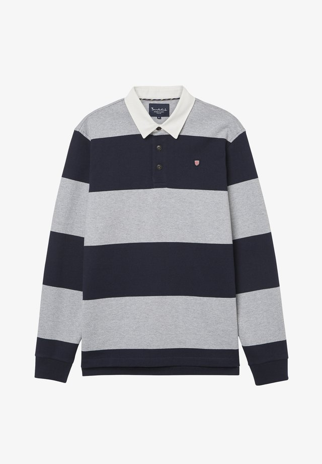 Collegepaita - navy blazer