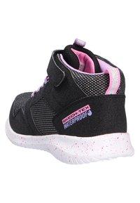 Skechers - High-top trainers - black - 4