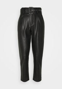 ONLY Petite - ONQNANNY - Trousers - black - 4