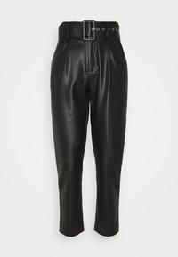 ONQNANNY - Trousers - black