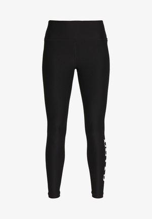 Legíny - logo legging mineral black mineral black