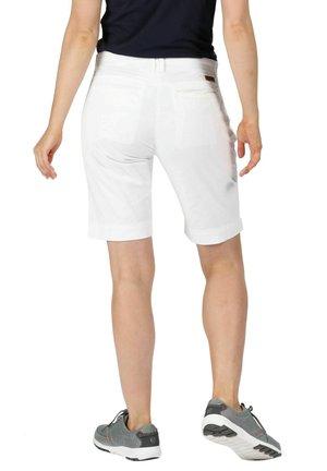 SOLITA - Sports shorts - white