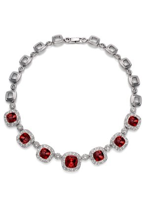 AUTENTIC - Collier - rot