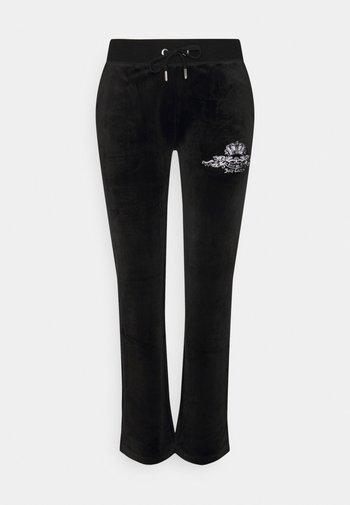ANNIVERSARY CREST DEL RAY PANTS - Joggebukse - black