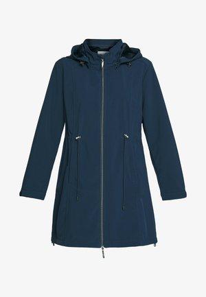 SOFTSHELL JACKET - Short coat - dress blues