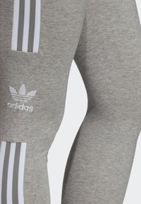 adidas Originals - ADICOLOR TREFOIL TIGHTS - Leggings - grey - 5