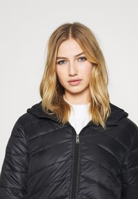 Roxy - COAST ROAD HOODED - Chaqueta de entretiempo - anthracite - 3