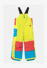 Burton - MAVEN UNISEX - Spodnie narciarskie - multi - 0
