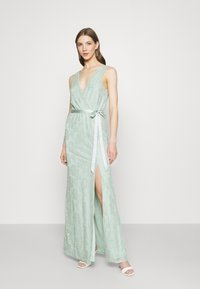 Nly by Nelly - FORTUNE GOWN - Occasion wear - mint - 0