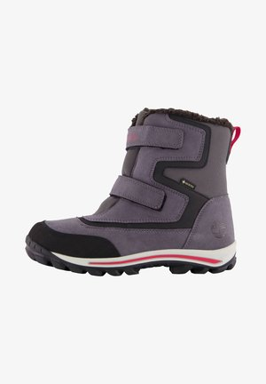 Winter boots - graphit