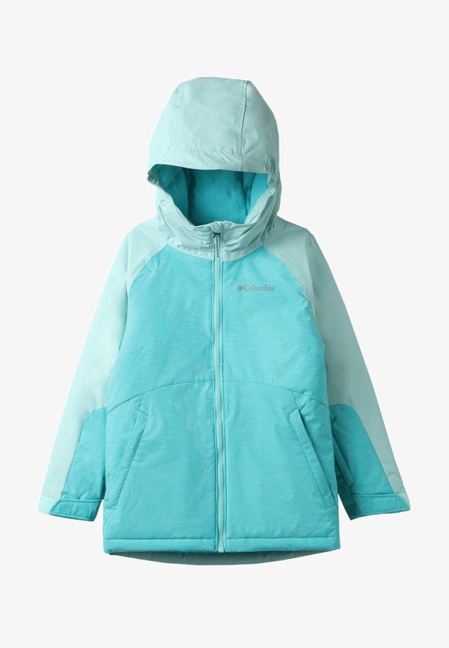 Snowboard jacket - green