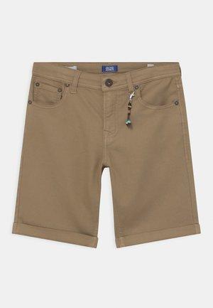 JJIRICK JJORIGINAL - Jeans Shorts - crockery