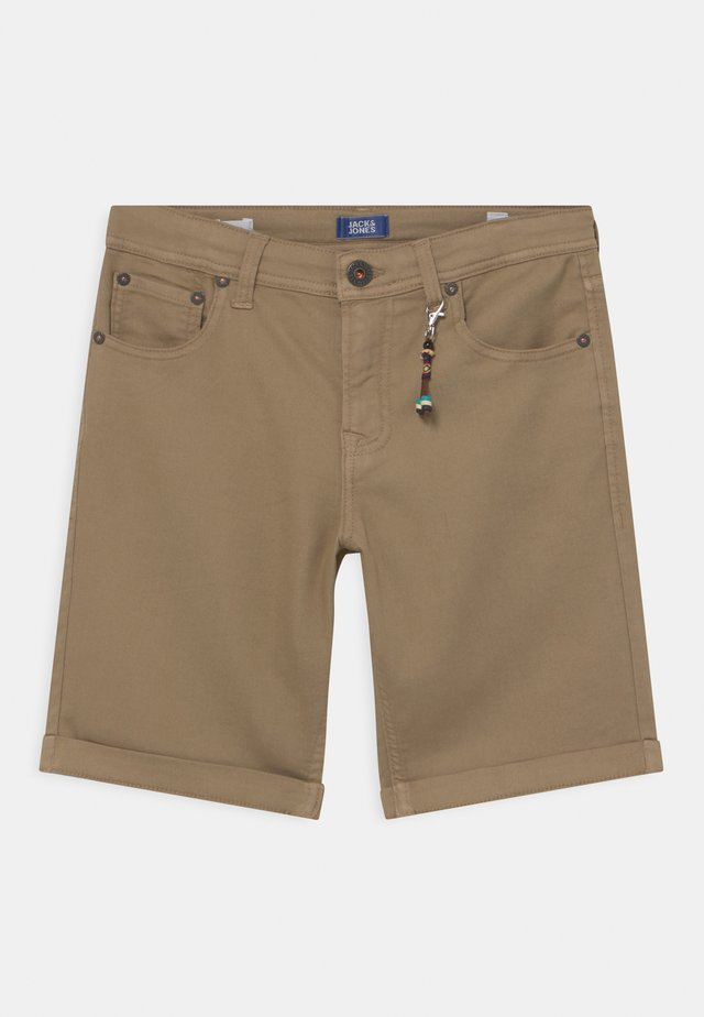 JJIRICK JJORIGINAL - Shorts di jeans - crockery