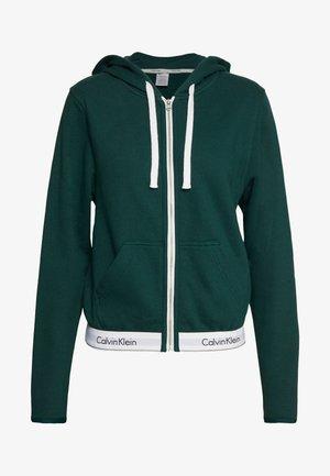 MODERN LOUNGE FULL ZIP HOODIE - Zip-up hoodie - camp
