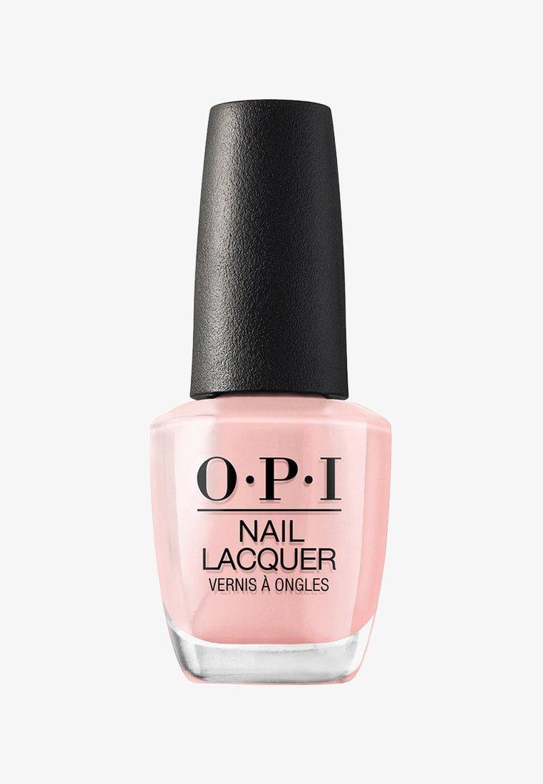 OPI - NAIL LACQUER - Nail polish - nlh 19 passion